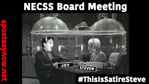 NECSS Board Cones of Silence