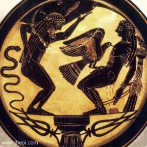 Atlas and Prometheus