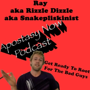 Ray aka Rizzle Dizzle aka Snakepliskinist