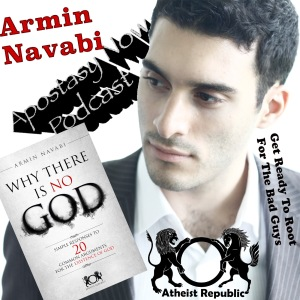 ANP Ep 51 - Armin Navabi