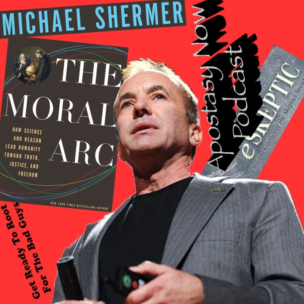 ANP Ep 57 - Michael Shermer