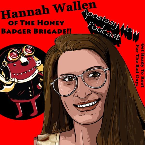 ANP ep 60 - Hannah Wallen